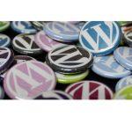 Building website using WordPress.